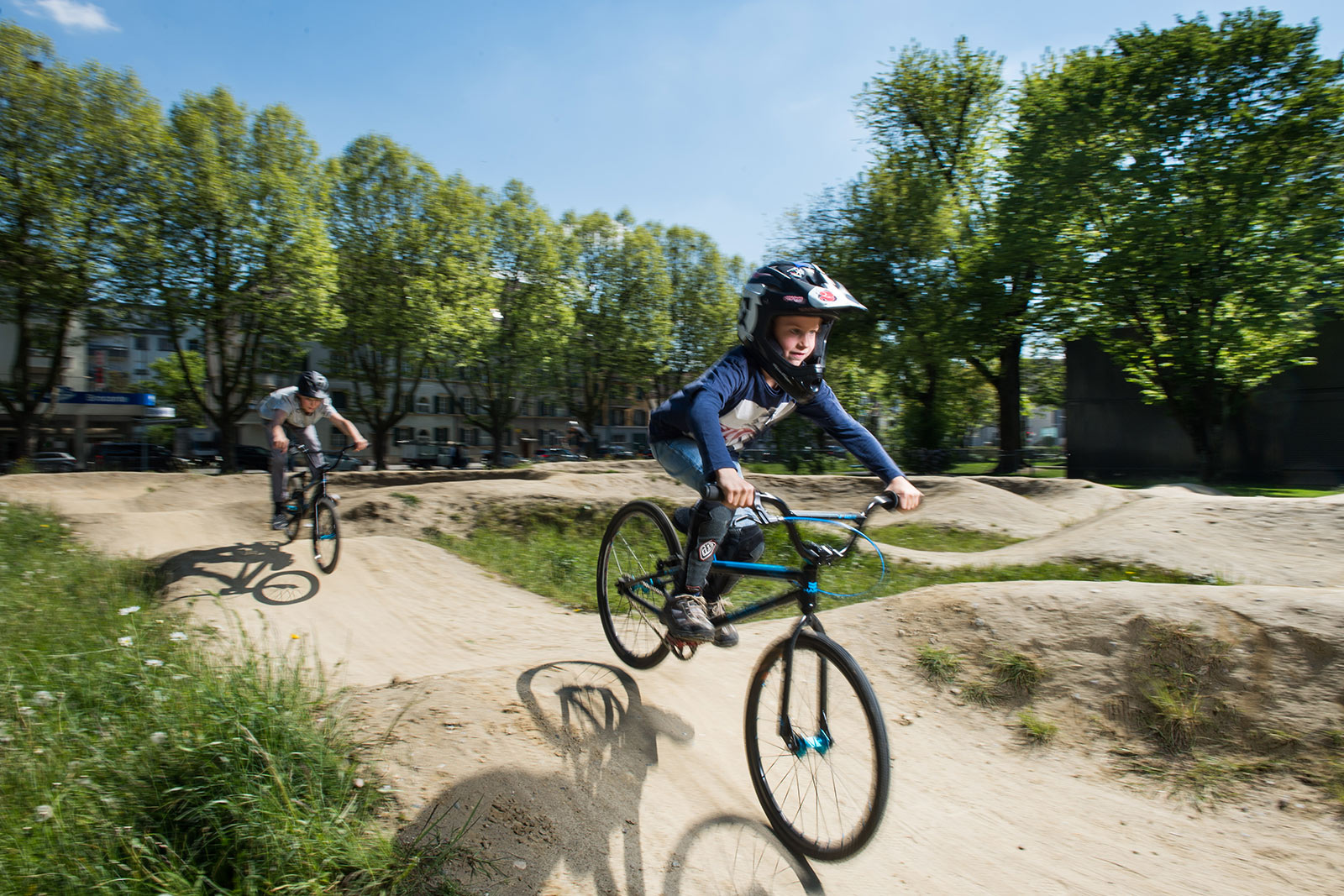 Trailnet Pumptrack Wildermeth Bienne
